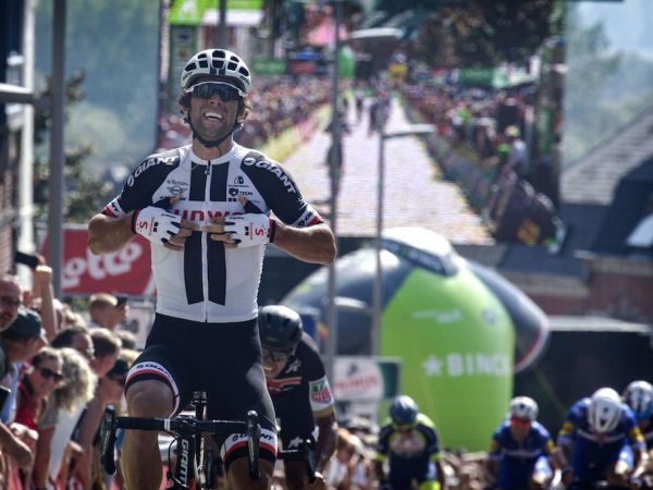 Matthews Wins Final Stage at BinckBank Tour!