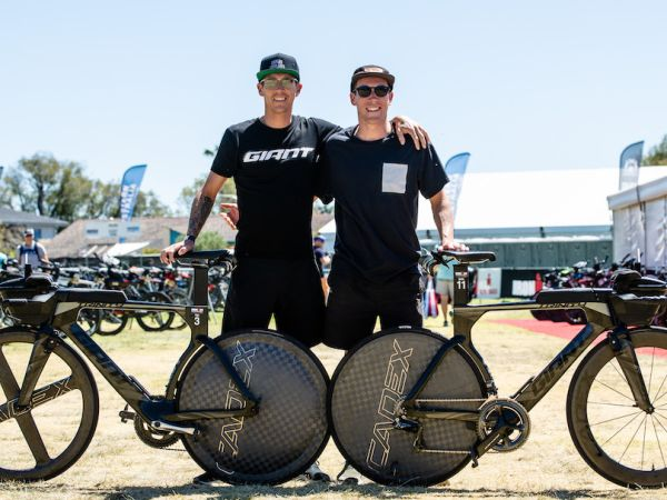 Van Berkel, Appleton Top-5 at Ironman Western Australia!