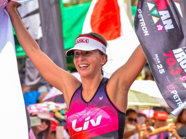 Radka Kahlefeldt Dominates Ironman 70.3 Davao