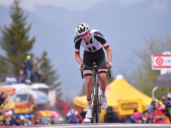 Dumoulin Fights On, 2nd in Giro After Tough Mountain Stages!
