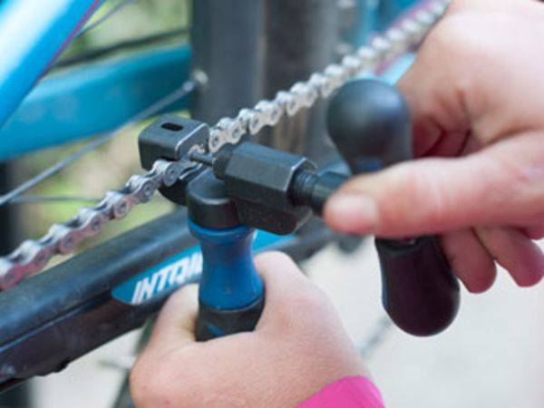자전거 체인 수리 방법