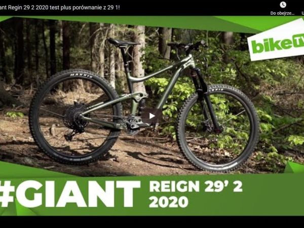 BIKE.TV: test nowego roweru Reign 29 2