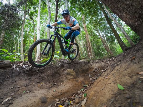 How an E-Bike is making Josh Carlson faster for Enduro Racing