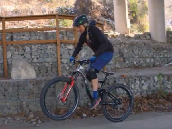 How to Bunny Hop on a Mountain Bike