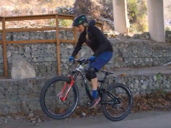 How to: Bunnyhop mit dem Mountainbike