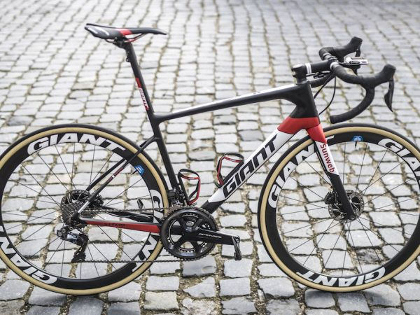 Bike Check: Team Sunweb's Defy Advanced SL Classics Bike