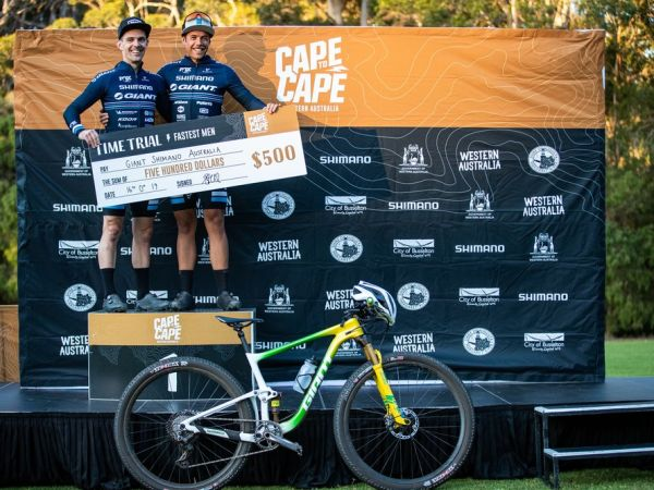 Giant Off-Road Team Win Cape to Cape!