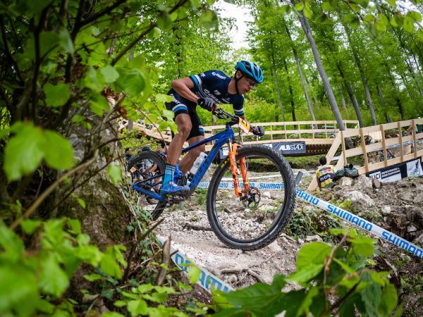Vezina's EWS North America Win Leads Big Weekend for Giant Off-Road Te...