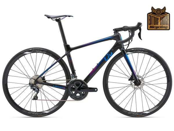 Langma Advanced Disc Wins Bicycling...