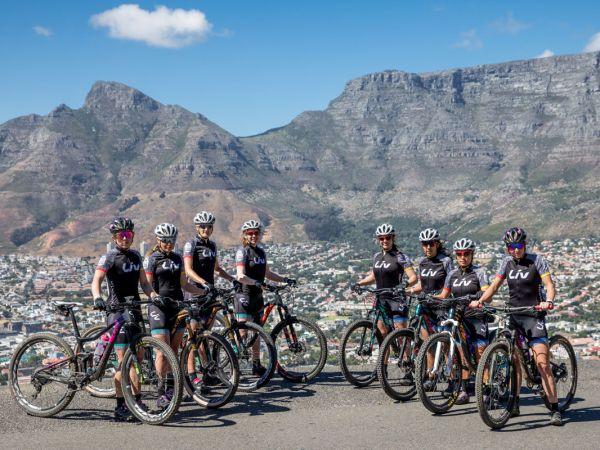 Follow Liv's Trail Squad Teams at Absa Cape Epic
