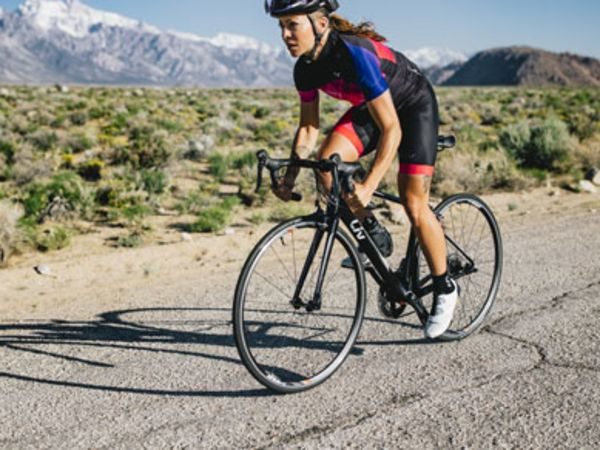 How to Sprint on a Road Bike