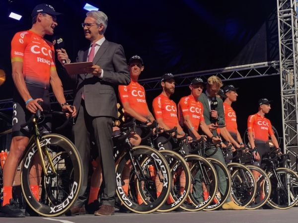 CCC Team Aims for Stage Wins at Tour de France!