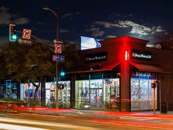 Just Ride LA Becomes Latest Giant Partner Store