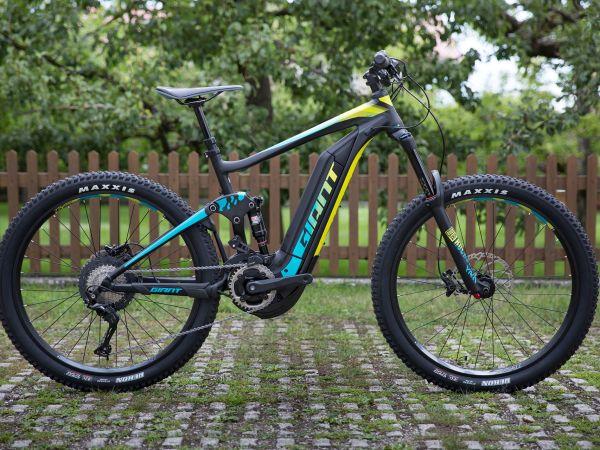 "Full E SX Pro Electric Bike A ""High Quality E-MTB!"""