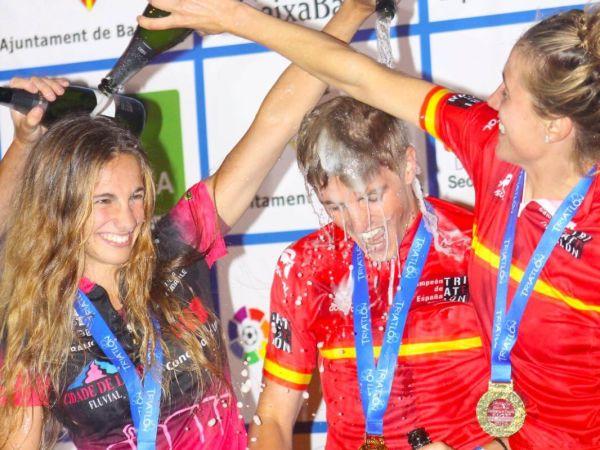 ¡Melina Alonso campeona de España de Triatlón Sprint!
