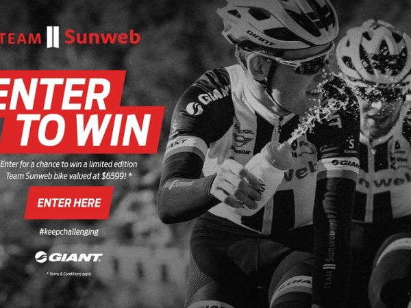 Enter To Win at Tour Down Under!