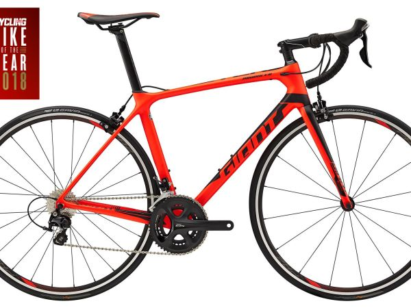 "TCR Advanced Wins Cycling Plus/BikeRadar ""Road Bike of the Year"" Award..."