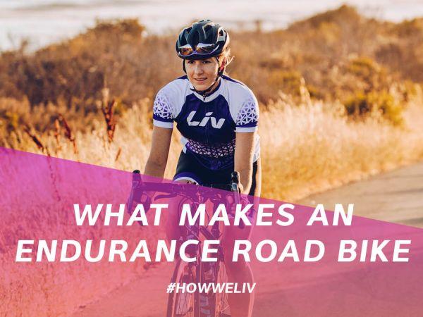 What Makes An Endurance Road Bike?