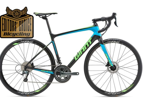 Defy Advanced Scores Bicycling Editors' Choice Award!