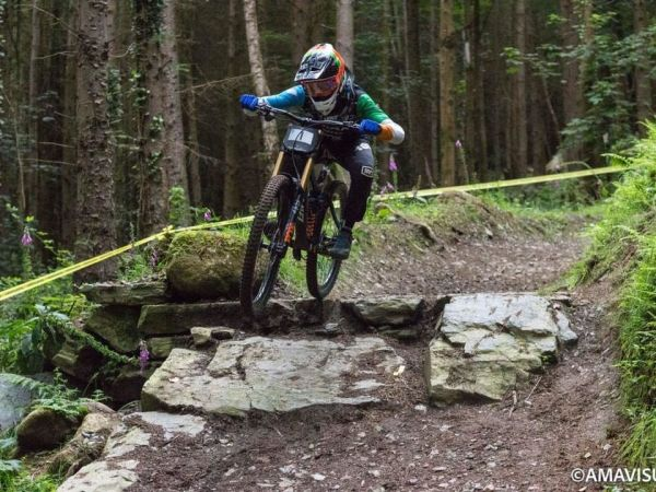 Dickson Wins Third Straight Irish DH Championship!