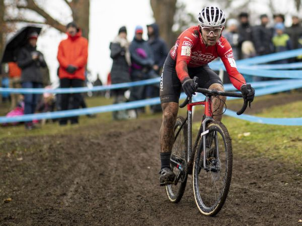 Van Den Ham Wins Canadian CX Title!