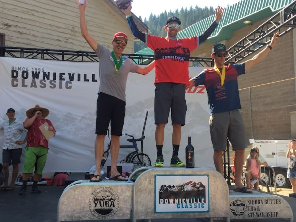 Podium Finish for Decker at Downieville Classic!