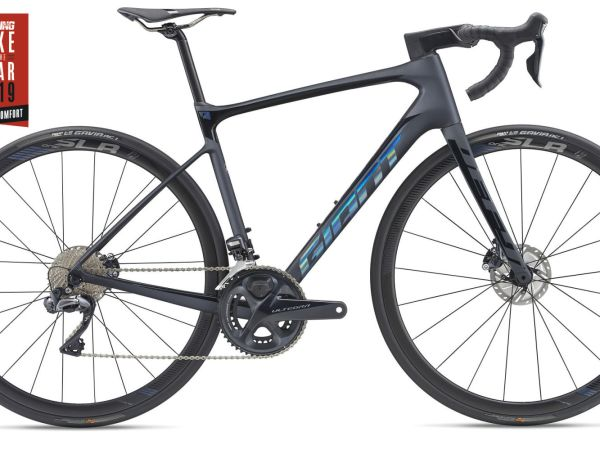 Defy Advanced Pro 0 Wins 'Best Bike For Comfort' In The Cycling Plus '...