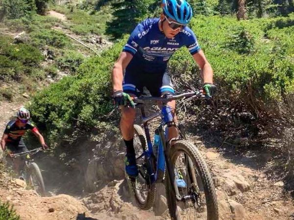 Davoust Sweeps XC and DH to Win Dow...