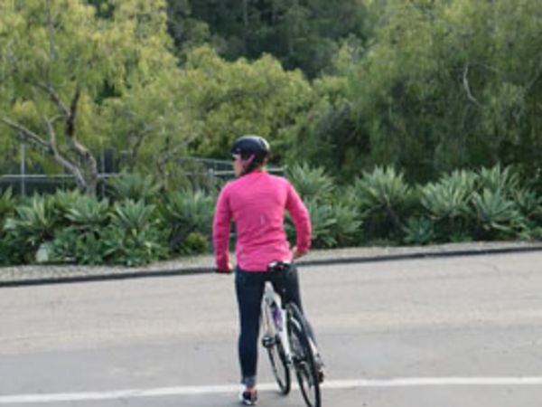 안전하게 자전거를 타는 방법