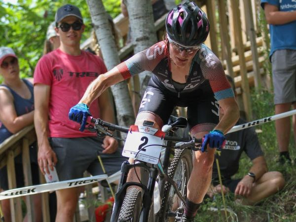 Walter Scores Bronze at Canadian MTB Nationals!