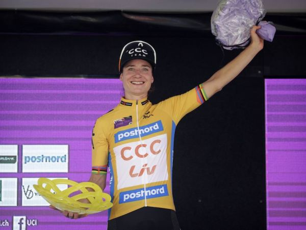 Vos Wins Final Stage and Overall at the Tour of Norway!