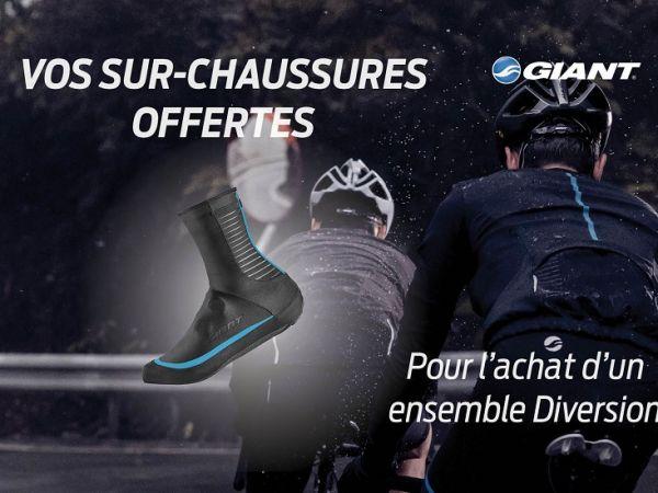 Vos Sur-Chaussures Offertes !
