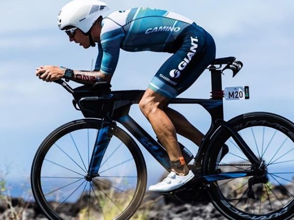 Strong Performance For Van Berkel at Ironman Worlds