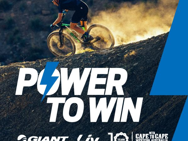 Power To Win at Cape to Cape MTB!