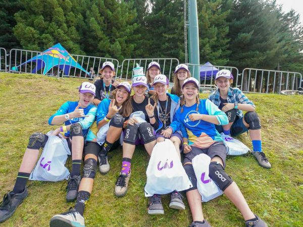 Liv Offers Contest, Trail Session, and Women's Only Rides at Crankworx...
