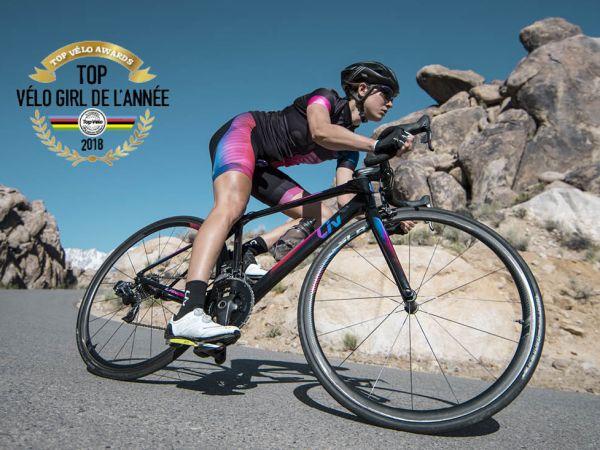 Langma, Top Vélo Girl de l'année 20...