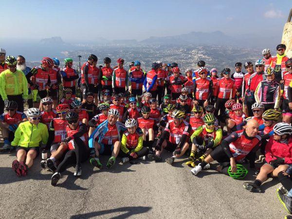 Finaliza el XIV Campus de ciclismo Eduardo Chozas