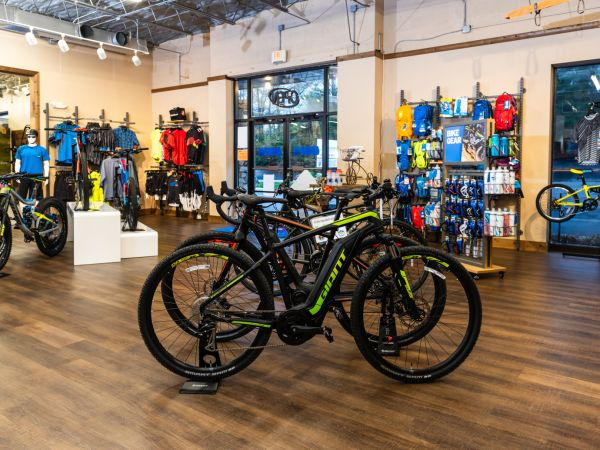 Asheville Bicycle Company Celebrates Grand Re-Opening