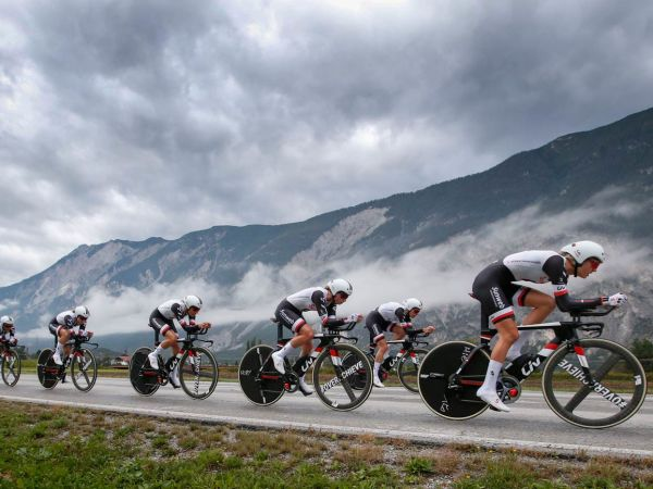 Team Sunweb holt sich Bronze bei TTT World Championships