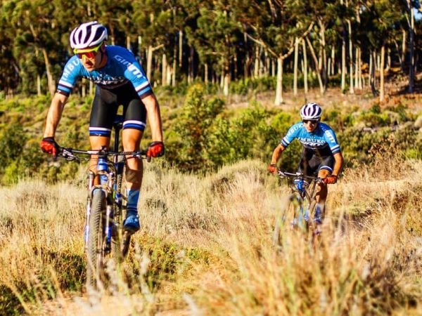 HOME TEAM: IMBUKO GIANT의 CAPE EPIC 스테이지 레이스
