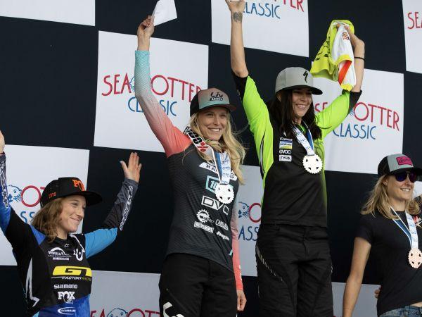 2 podiums pour Rae Morrison à la Sea Otter Classic 2019