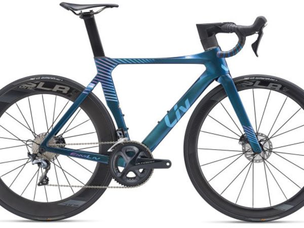 ENVILIV ADVANCED PRO1 DISC: la reina del Triatlón