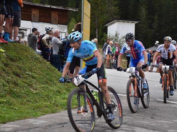 Bronzo per Paez al mondiale marathon UCI!