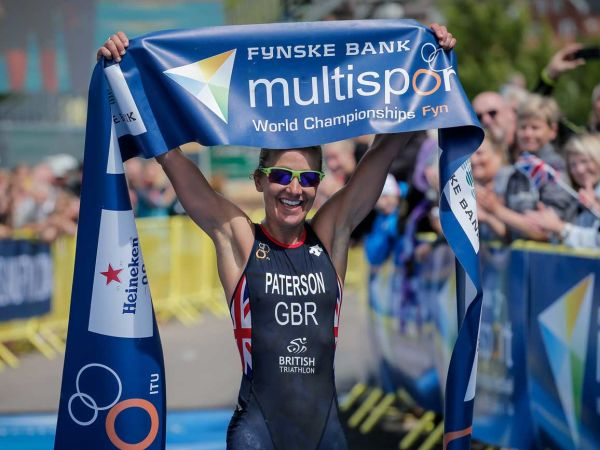Lesley Paterson Gears Up for Xterra World Championships!