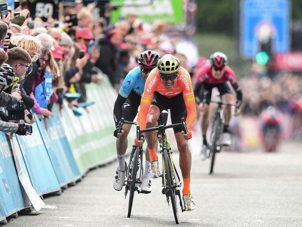 Van Avermaet Wins Tour de Yorkshire Finale!
