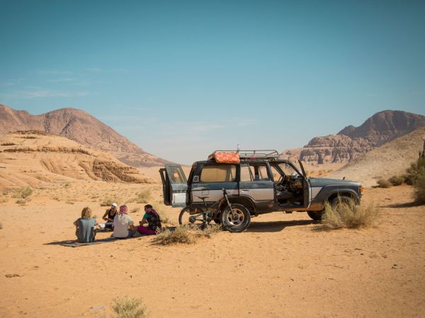 Bike Travel Guide: Jordan
