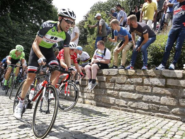 Dumoulin Wins BinckBank Tour Stage Race!