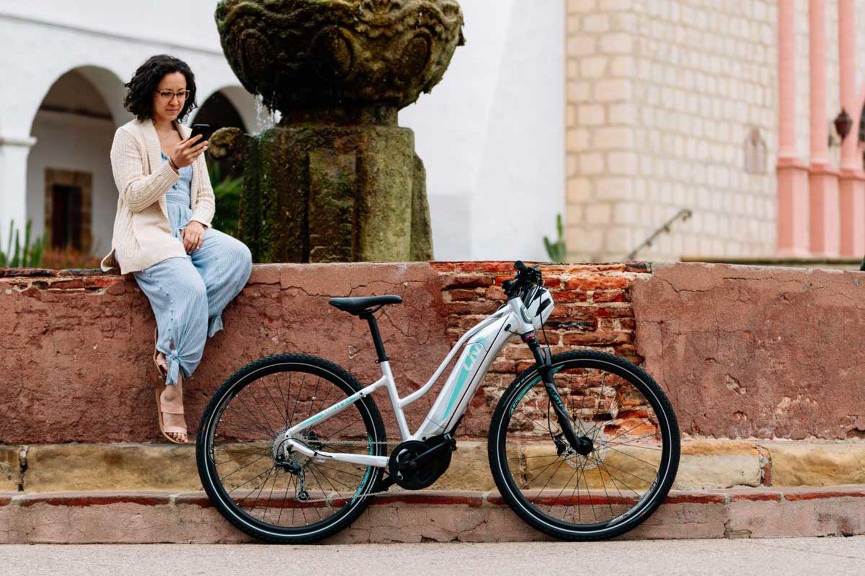 Amiti E+ 0 (2019) | Damen Trekking Fahrrad | Liv Cycling