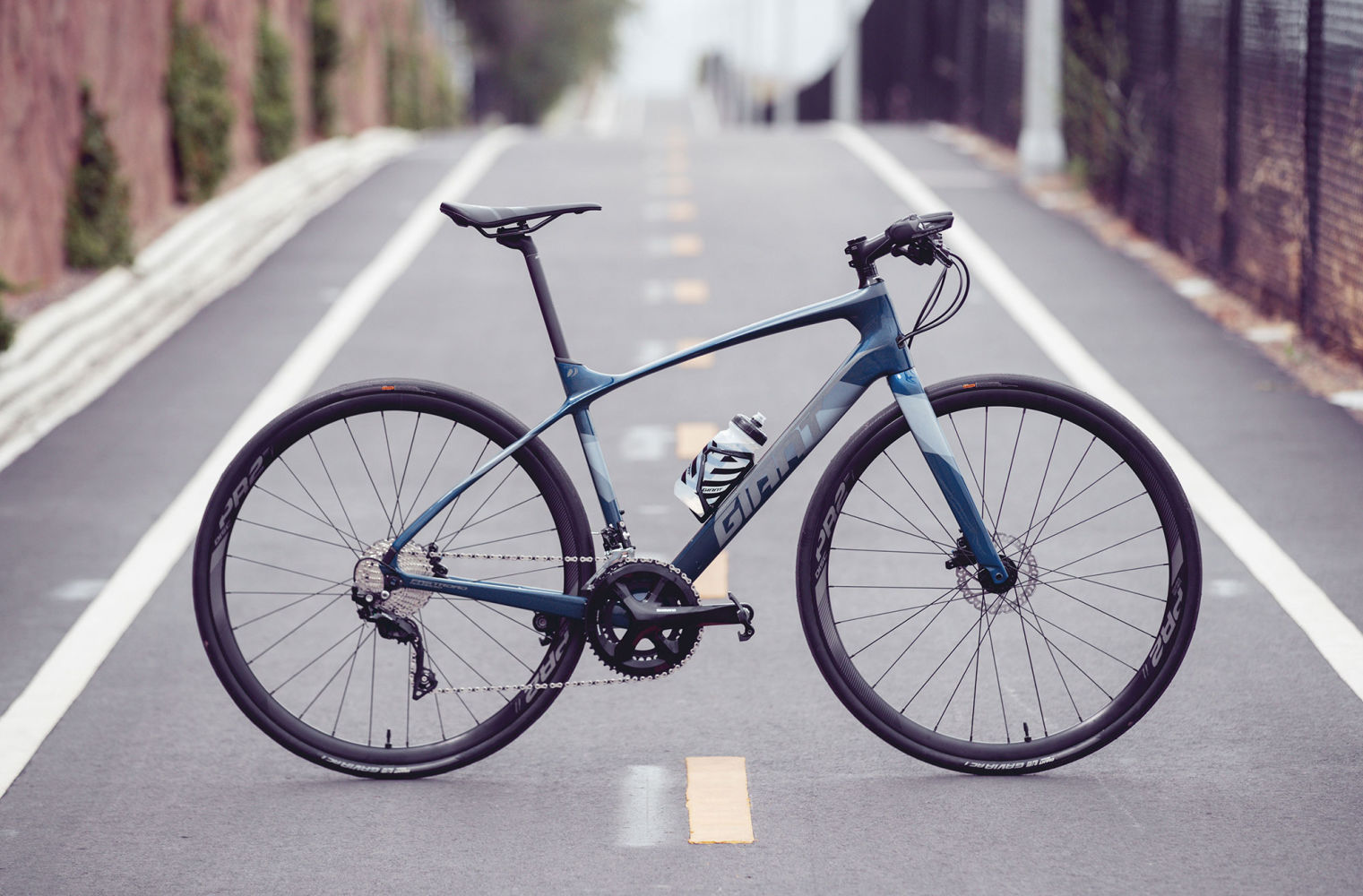 9fe2dcd052f The 2019 FastRoad Advanced 1 in Dark Blue / Reflective White. Availability  varies by country.