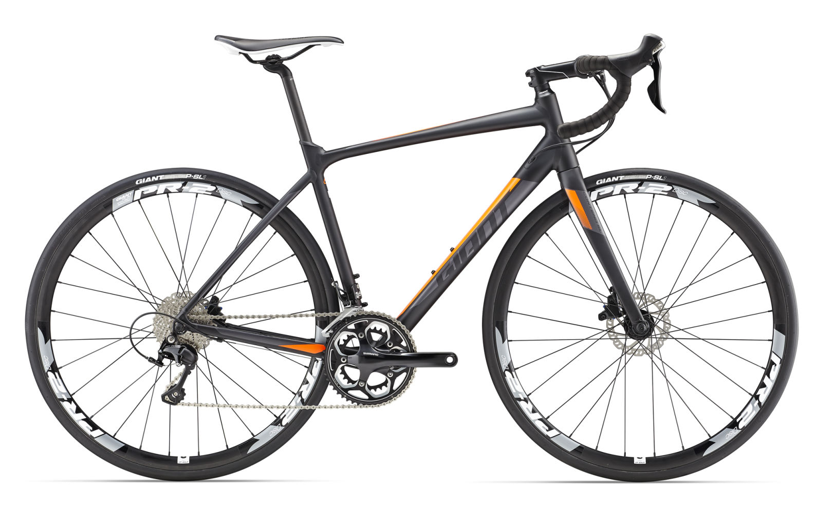 2c3e62c4fe8 The 2017 Contend SL 1 Disc in Black. Availability varies by country.